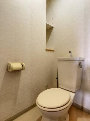 【トイレ】藤和後田町ハイタウン