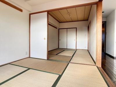 【和室】藤和後田町ハイタウン