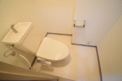 【トイレ】アビタシオン熊野