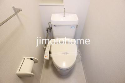 【トイレ】コスモリード大阪本町