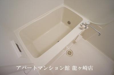 追い焚き給湯付きのお風呂♪