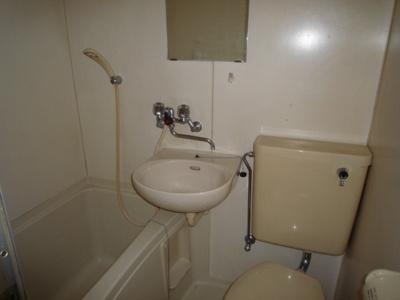 【浴室】JPアパートメント守口Ⅶ