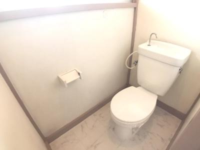 【トイレ】コーポ田中