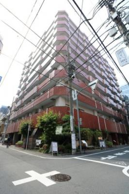 【外観】上野永谷タウンプラザ