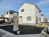 中巨摩郡昭和町築地新居の新築一戸建の画像