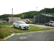 飯塚市庄司土地の画像