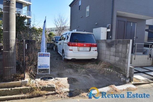 【外観】売地 茅ヶ崎市浜之郷