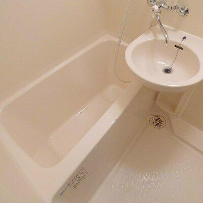 【浴室】ピュアドームグランディ博多
