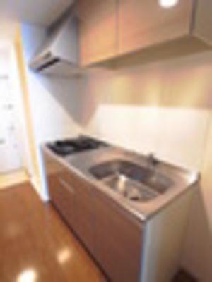 リブリ・貝塚のキッチン