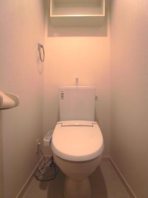 リブリ・貝塚のトイレ