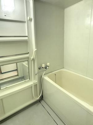 【浴室】クローバーマンション