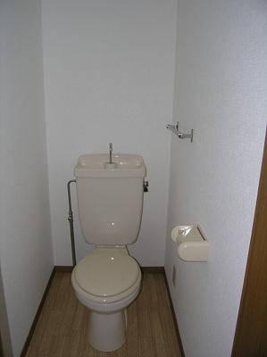【トイレ】リバーサイドⅡ