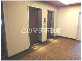 エレベーター2基♪
