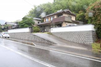【外観】尾道市向島町 中古