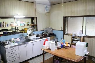【キッチン】尾道市向島町 中古