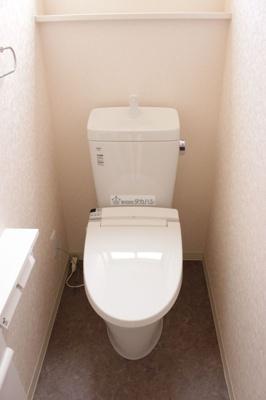 【トイレ】尾道市西藤町 新築戸建