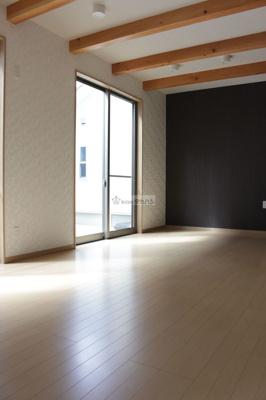 【居間・リビング】尾道市西藤町 新築戸建