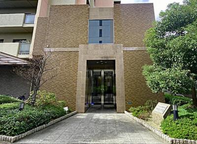 【エントランス】ファミール東加賀屋ウイングス