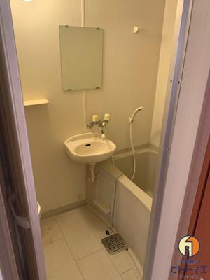 【浴室】アムールメゾン