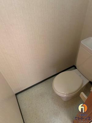 【トイレ】アムールメゾン