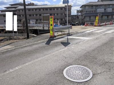 【前面道路含む現地写真】京都市伏見区小栗栖岩ケ淵町