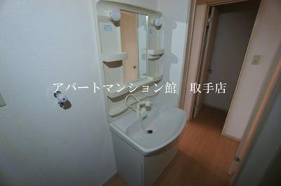 【独立洗面台】フォーリア羽根野台