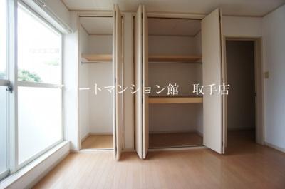 【収納】フォーリア羽根野台