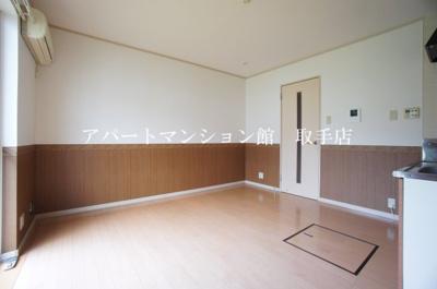 【内装】フォーリア羽根野台