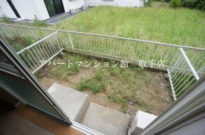 【庭】フォーリア羽根野台