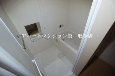【浴室】フォーリア羽根野台
