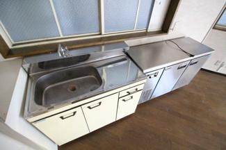 【キッチン】KEN3ハウス