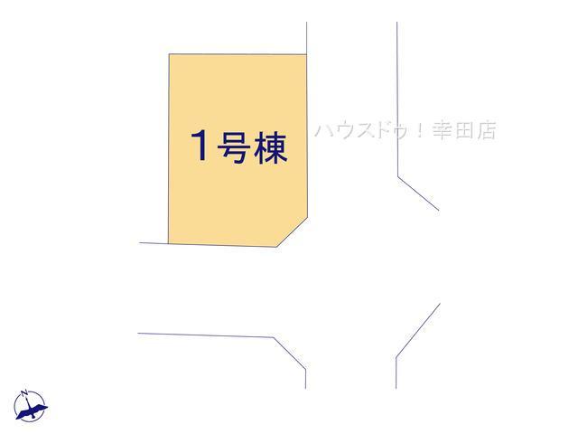 区画図 ※図面と異なる場合は、現況を優先 2021-03-19