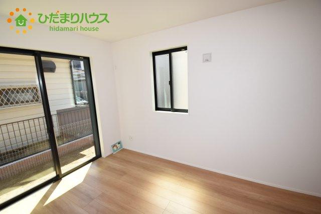 【寝室】上尾市上 15期 新築一戸建て グラファーレ 08