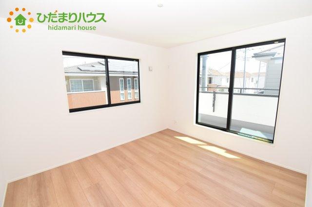 【洋室】上尾市上 15期 新築一戸建て グラファーレ 08