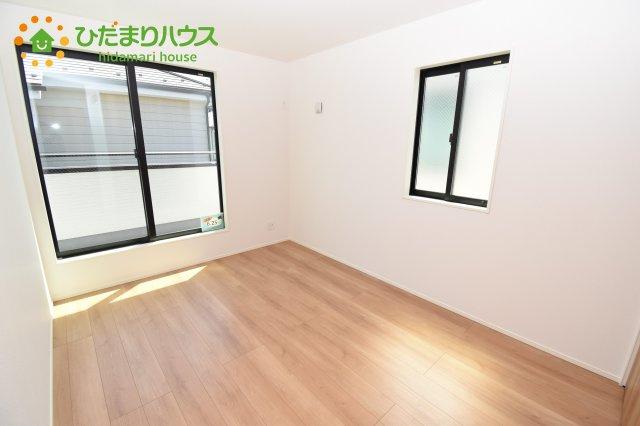 【子供部屋】上尾市上 15期 新築一戸建て グラファーレ 08