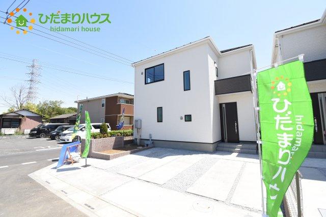 【外観】上尾市上 15期 新築一戸建て グラファーレ 08