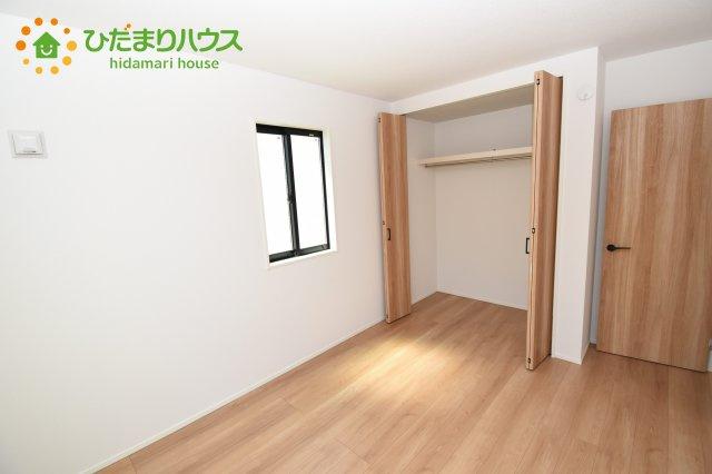 【収納】上尾市上 15期 新築一戸建て グラファーレ 08