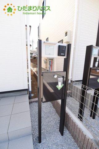 【設備】上尾市上 15期 新築一戸建て グラファーレ 08