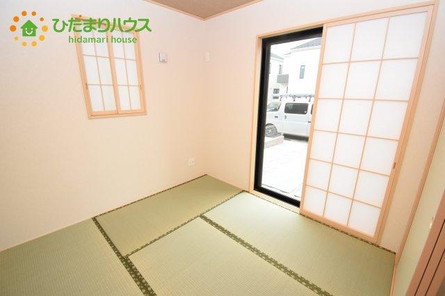 【和室】上尾市上 15期 新築一戸建て グラファーレ 01