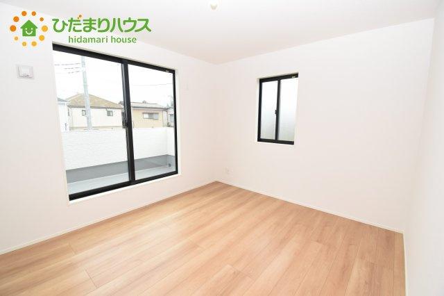 【寝室】上尾市上 15期 新築一戸建て グラファーレ 01