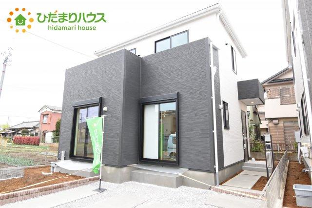 【外観】上尾市上 15期 新築一戸建て グラファーレ 01