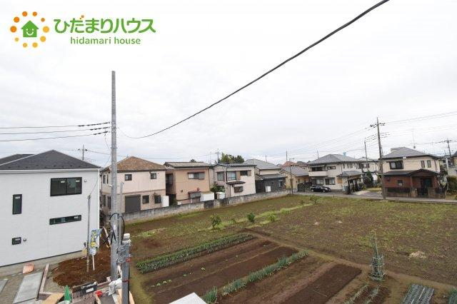 【展望】上尾市上 15期 新築一戸建て グラファーレ 01