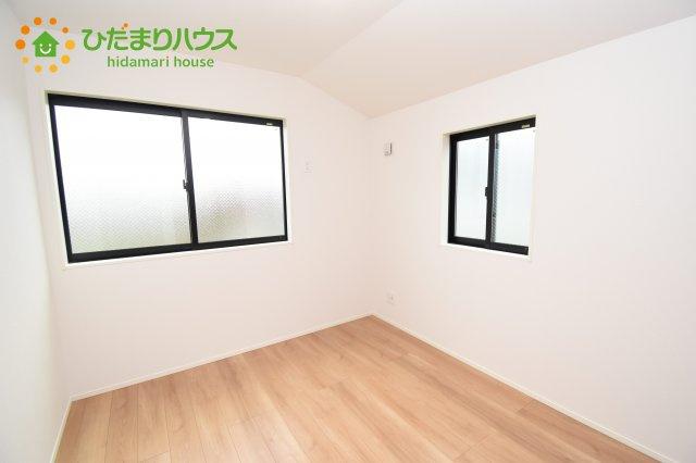【子供部屋】上尾市上 15期 新築一戸建て グラファーレ 01