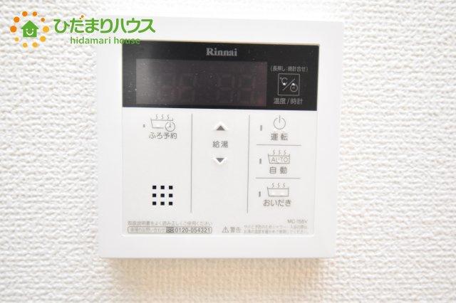 【設備】上尾市上 15期 新築一戸建て グラファーレ 01