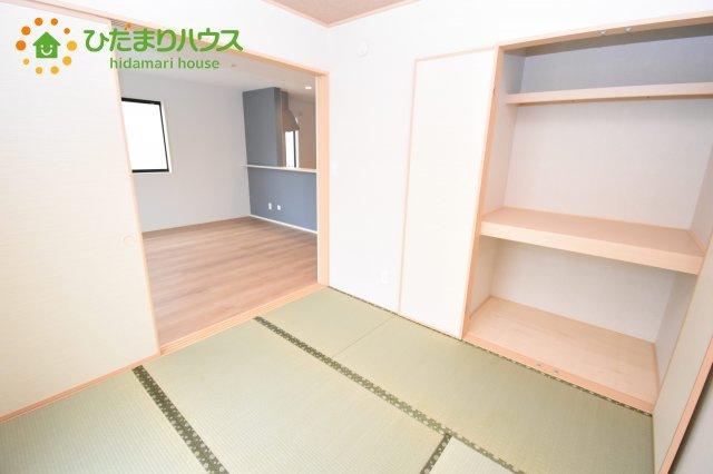 【収納】上尾市上 15期 新築一戸建て グラファーレ 02