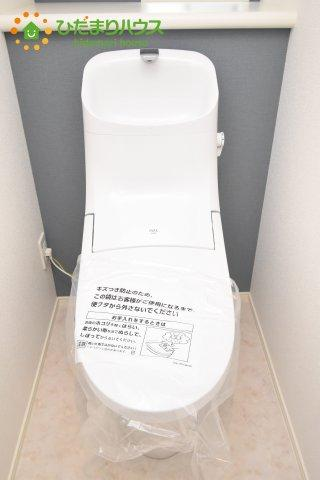 【独立洗面台】上尾市上 15期 新築一戸建て グラファーレ 02