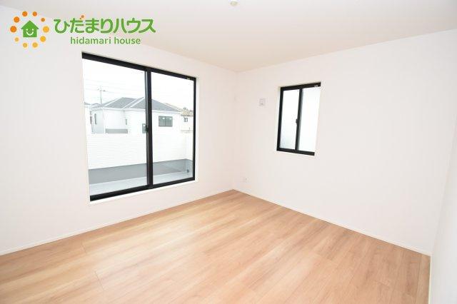 【寝室】上尾市上 15期 新築一戸建て グラファーレ 02