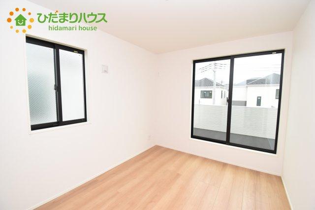 【洋室】上尾市上 15期 新築一戸建て グラファーレ 02