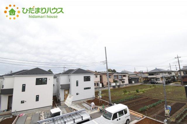 【展望】上尾市上 15期 新築一戸建て グラファーレ 02