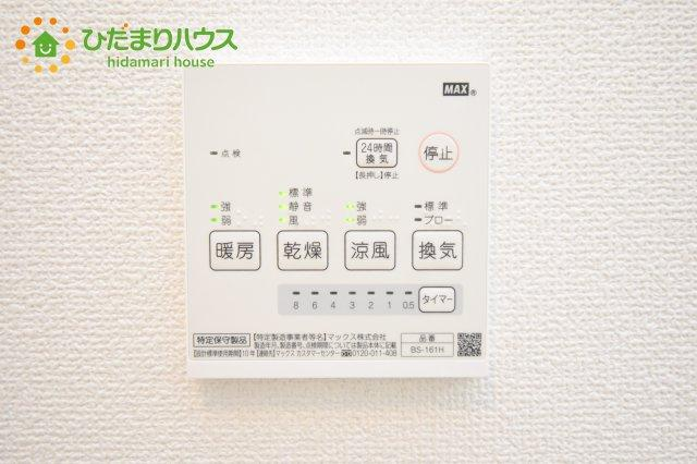 【設備】上尾市上 15期 新築一戸建て グラファーレ 02
